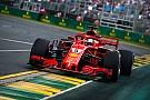 Vettel pas encore