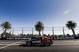 Supercars Breaking news Courtney voices track time concerns on F1 weekends