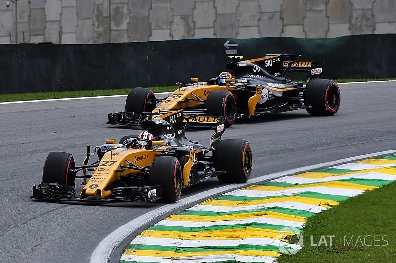 F1 2017: Die Qualifying-Duelle beim GP Brasilien