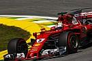 F1ブラジルGP決勝速報:ベッテル逆転優勝! ハミルトンは4位まで追い上げ