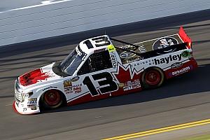 NASCAR Truck Preview Calgary's Cameron Hayley to contest NASCAR Truck race in Kansas