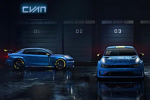 Lynk & Co 03 TCR: ecco la nuova sfida di Cyan Racing e Geely Group Motorsport