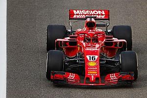 El listón dejado por Vettel en calificación al cual Leclerc debe responder