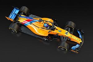 La McLaren realizza una livrea speciale per l'addio di Alonso alla F1 ad Abu Dhabi
