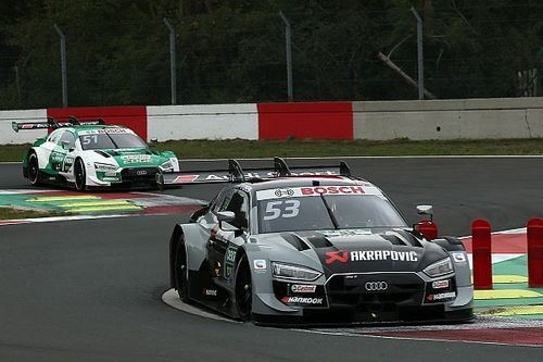 """Muller slams Green's """"over the border"""" defending at Zolder"""