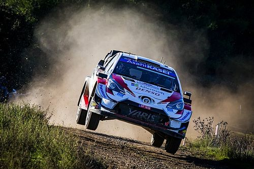 Ожье передумал уходить из WRC и продлил контракт с Toyota