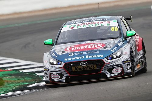 Donington Park BTCC: Stunning Ingram charges from 11th to win