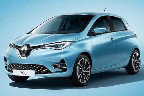 La Renault Zoé pas renouvelée!