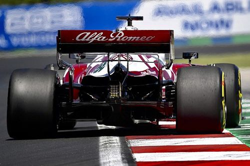 Nem tudnátok megtippelni, ki tesztelte a Hungaroringen az Alfa Romeo 2019-es F1-es autóját