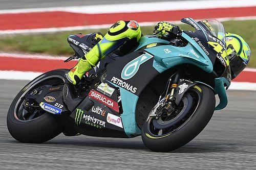 Rossi, COTA yarışında fiziksel olarak çok zorlanmış
