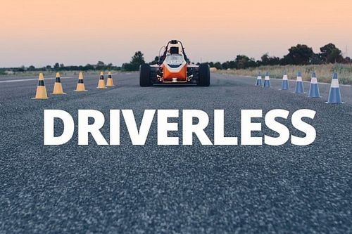BOSCH DRIVERLESS: how to design a self-driving prototype