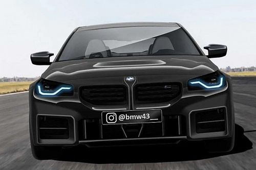 Így nézhet majd ki az új M2-es BMW a kiszivárgott képek alapján