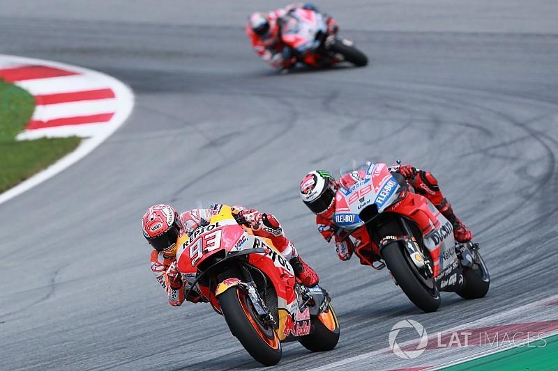 Marquez változtatott a stratégiáján, hogy kicselezze a Ducatikat
