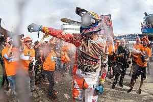 MXGP Belanda: Jeffrey Herlings juara dunia