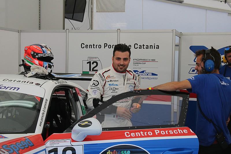 Carrera Cup Italia, Misano: Iaquinta penalizzato e.... in pole!