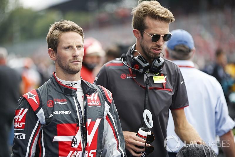 Resmi: Grosjean, İtalya GP'den diskalifiye edildi!