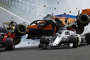 От чего на самом деле Halo спасла Леклера? FIA опубликовала отчет о расследовании аварии в Спа