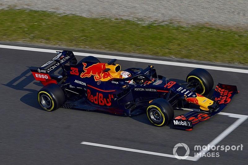 Red Bull lleva a Australia la actualización planeada para China