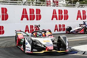 Di Grassi ve Frijns, Formula E'deki ceza hakkında Twitter'da tartıştı