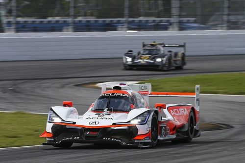 Acura, Cadillac drivers admit Mazda out of reach at Daytona