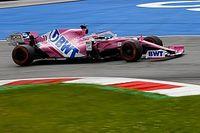 """Racing Point, tan bien como """"temían"""" sus rivales en Austria"""