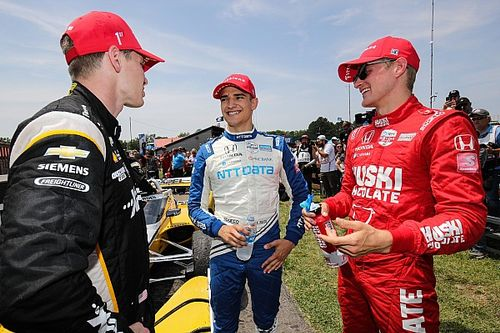 """Newgarden: Global opposition in IndyCar makes success """"more meaningful"""""""