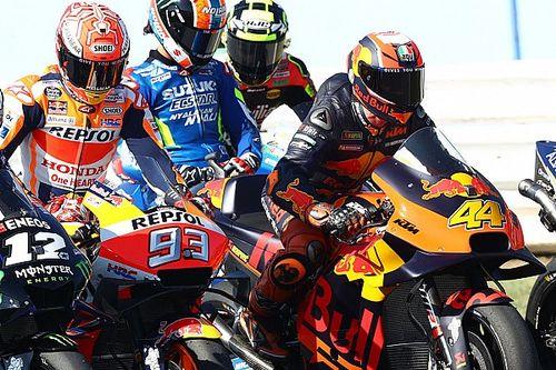 Los dorsales de todos los pilotos de MotoGP en 2020