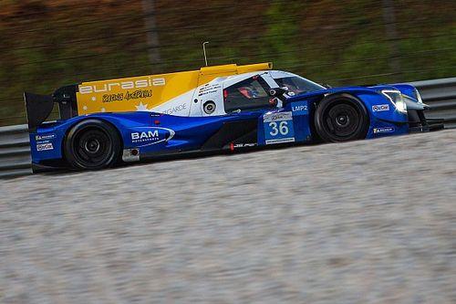 Merhi termina tercero las Asian Le Mans Series