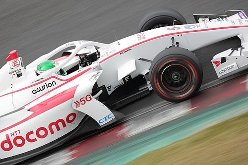 How newlywed Fukuzumi has come of age in Super Formula