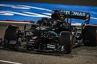 F1バーレーンGP予選:ハミルトンが完璧な仕事で今季10度目ポール。フェルスタッペン3番手