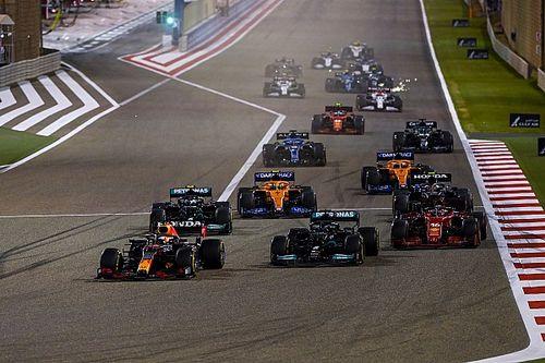 Domenicali: Sprintrace geen format voor alle F1 Grands Prix