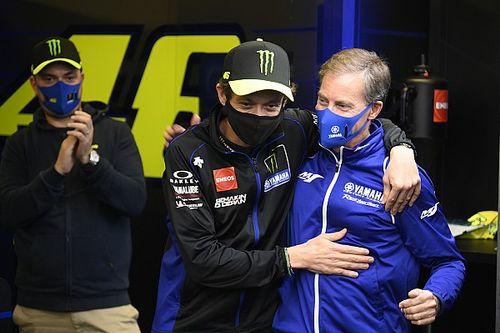 """Jarvis: """"Rossi ha segnato la rinascita della Yamaha"""""""