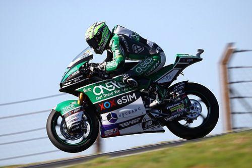 Moto2 Portimao: Gardner auf Pole, Schrötter und Lüthi scheitern im Q1