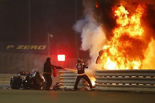 FIA: ecco il report sulle cause dell'incendio di Grosjean