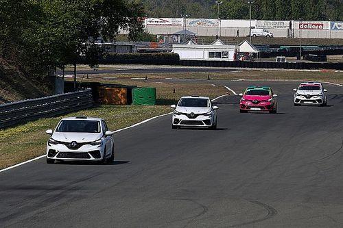Clio Cup: a Varano ci si riscalda in vista di Monza