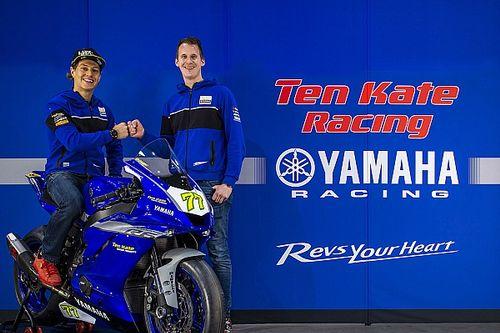 Aegerter Diikat Kontrak Ten Kate Racing