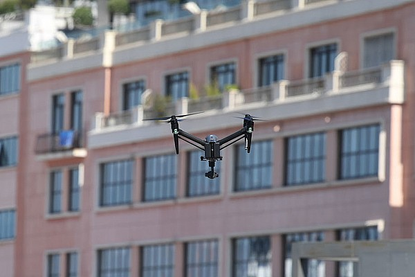 Road racing El uso de drones amenaza con parar las carreras en la Isla de Man