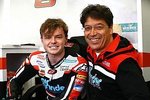 Moto2 Noticias de última hora Hallan muerto en su habitación de hotel a Stefan Kiefer, propietario de Kiefer Racing