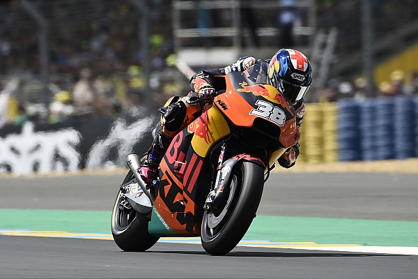 MotoGP Breaking news KTM's early points haul unexpected - Smith