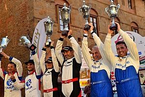 Il 10° Liburna Terra apre il Campionato Italiano Rally Terra 2018