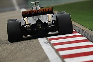 F1 Noticias de última hora Renault estrenará un ala trasera en Barcelona