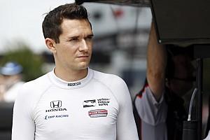 IndyCar Breaking news Aleshin
