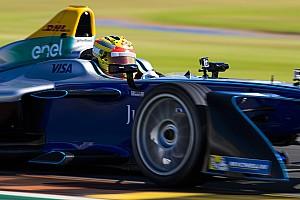Formula E Breaking news Kesan pertama Rio Haryanto setelah tes mobil Formula E