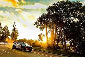 WRC Leg report Catalunya WRC: Mikkelsen ends first day with Hyundai on top