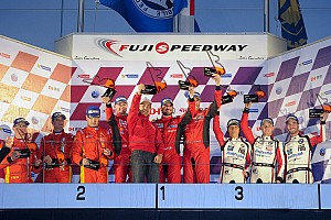 Asian Le Mans Race report Race Performance win the 4 Hours of Fuji