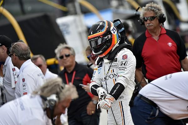Формула 1 Важливі новини На Гран Прі США Алонсо використає дизайн шолома для Інді-500