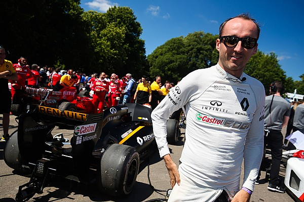 Las alineaciones para los test en Hungría esperan a Kubica