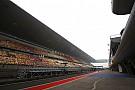 Datos y cifras del GP de China en Shanghai