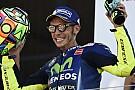 MotoGP Rossi megtette első motoros köreit!