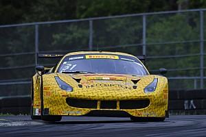 PWC Race report Virginia PWC: Mancinelli/Montermini win crazy SprintX GT opener